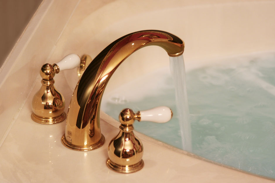 Bath and shower fixtures and accessories
