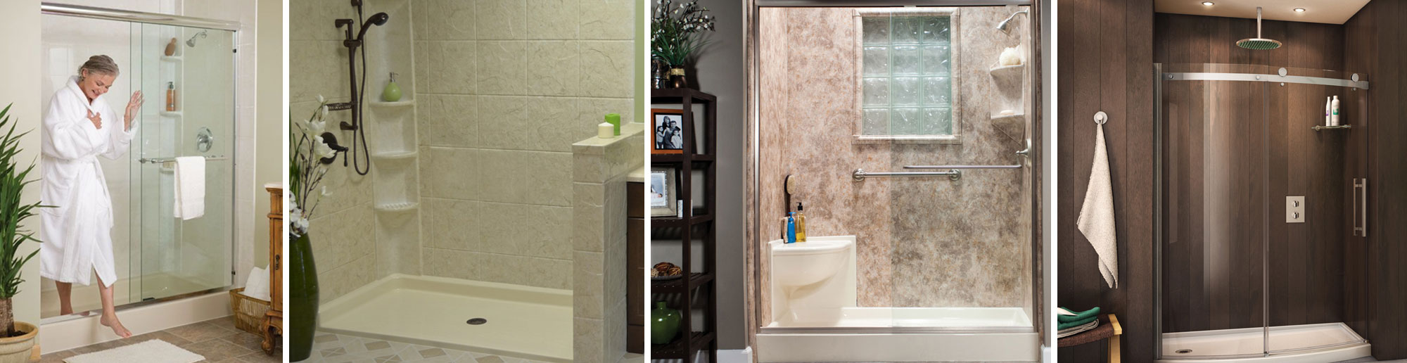 Convert your tub into a shower in Andover MA